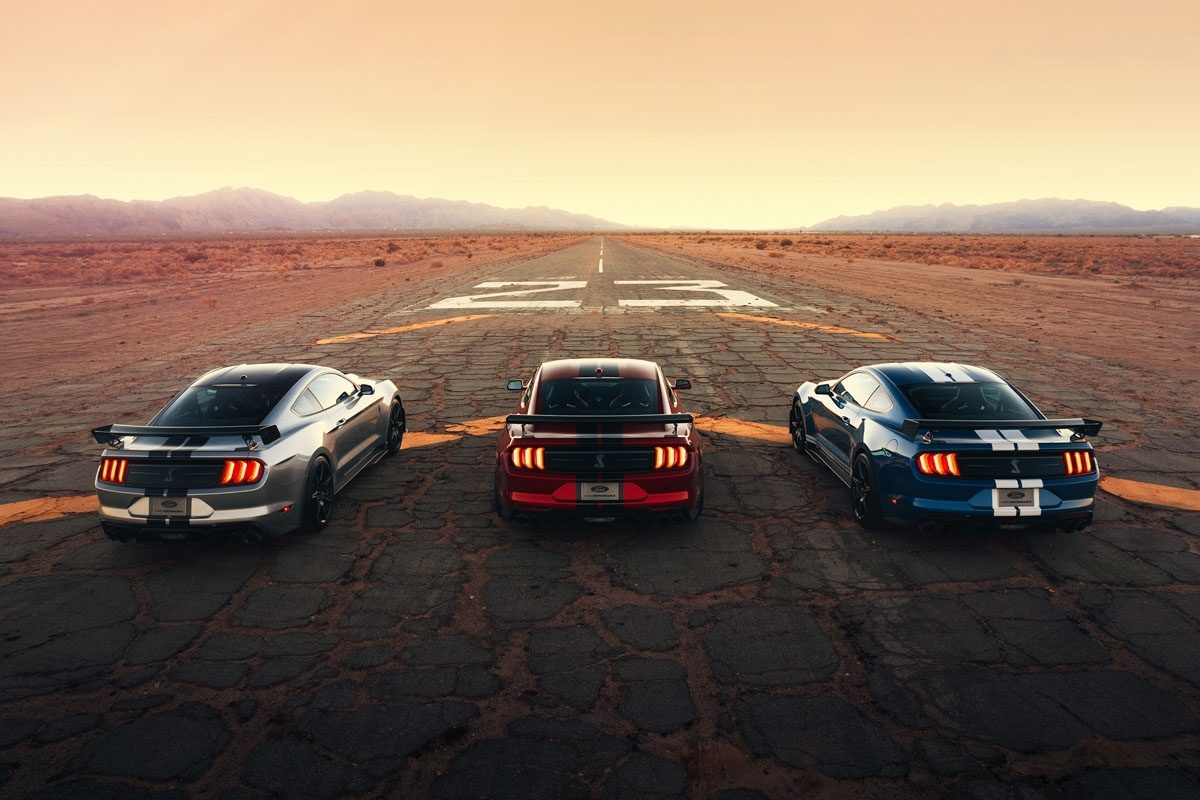 700bhp+ Shelby GT500-6