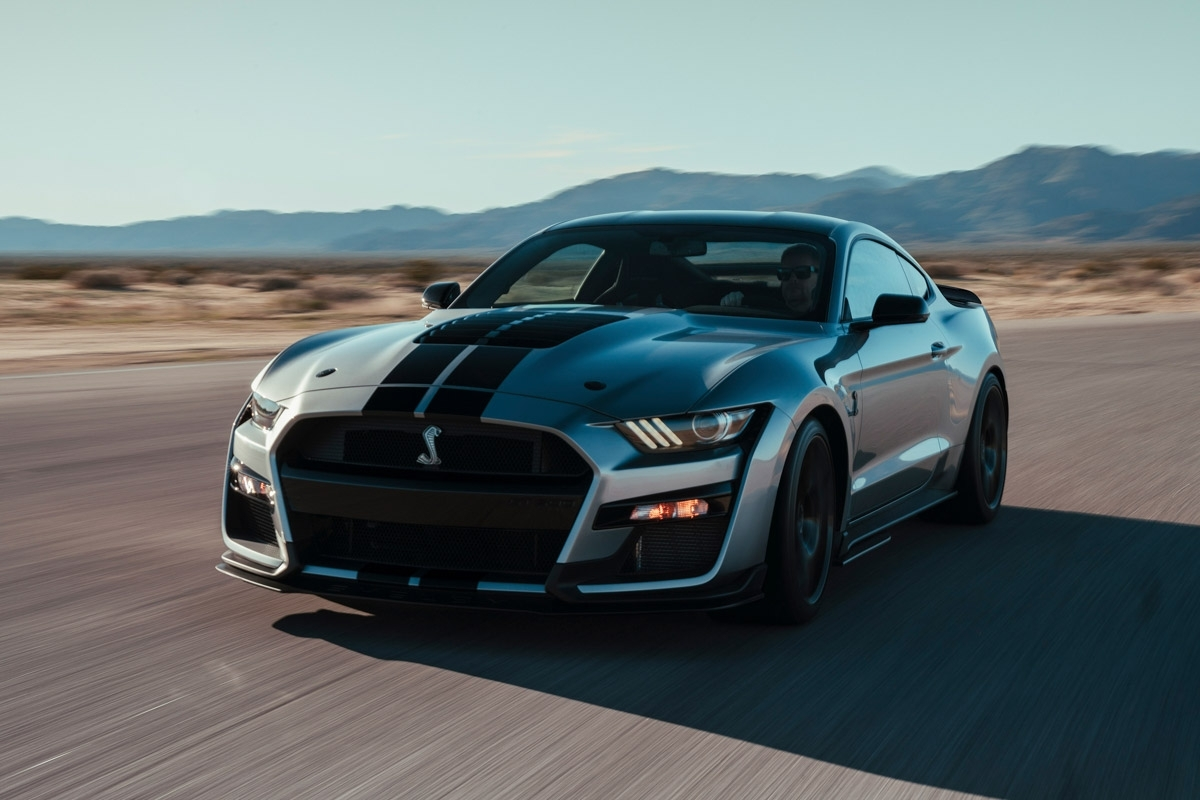 700bhp+ Shelby GT500-9