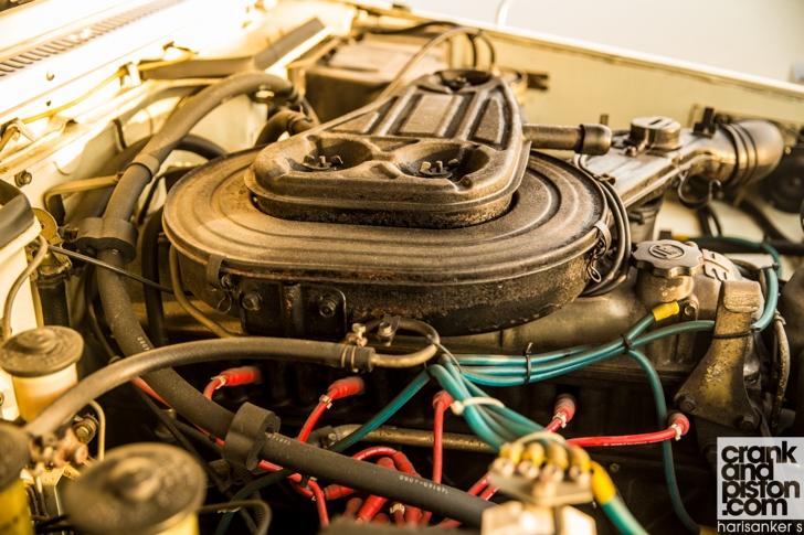 Toyota. Land Cruiser meets 1980 FJ 56V crankandpiston-20