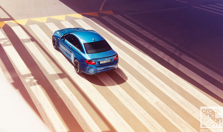 New Bmw M2 Car Review Dubai Uae