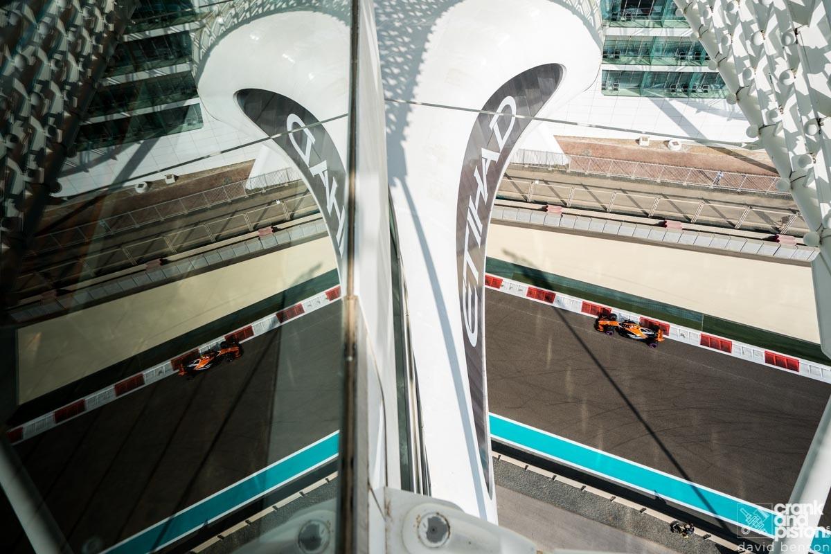 Abu Dhabi Grand Prix Yas Marina