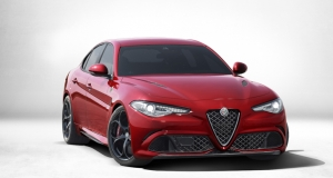 Alfa Romeo Giulia GT.
