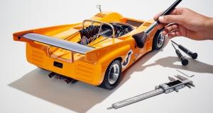 Amalgam McLaren Miniature