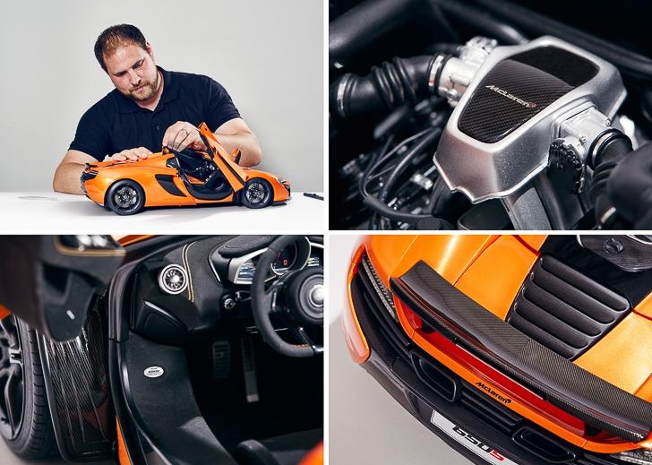 Amalgam McLaren Replicas-4