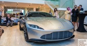 Aston Martin DB10 Unveil