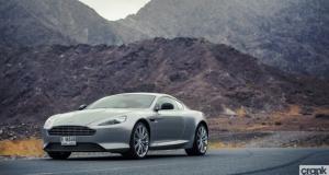 Aston Martin DB9. Dubai, UAE