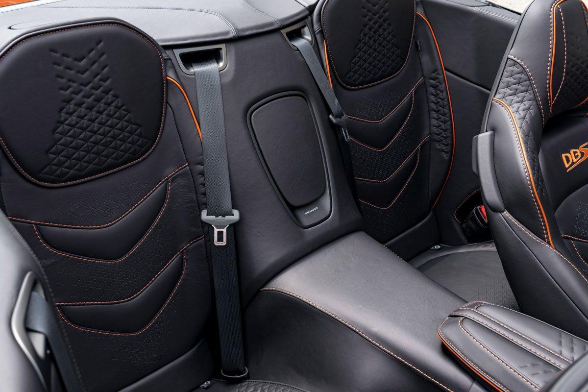 New Aston Martin Dbs Superleggera Volante Review Lost Roof Adds Enjoyment
