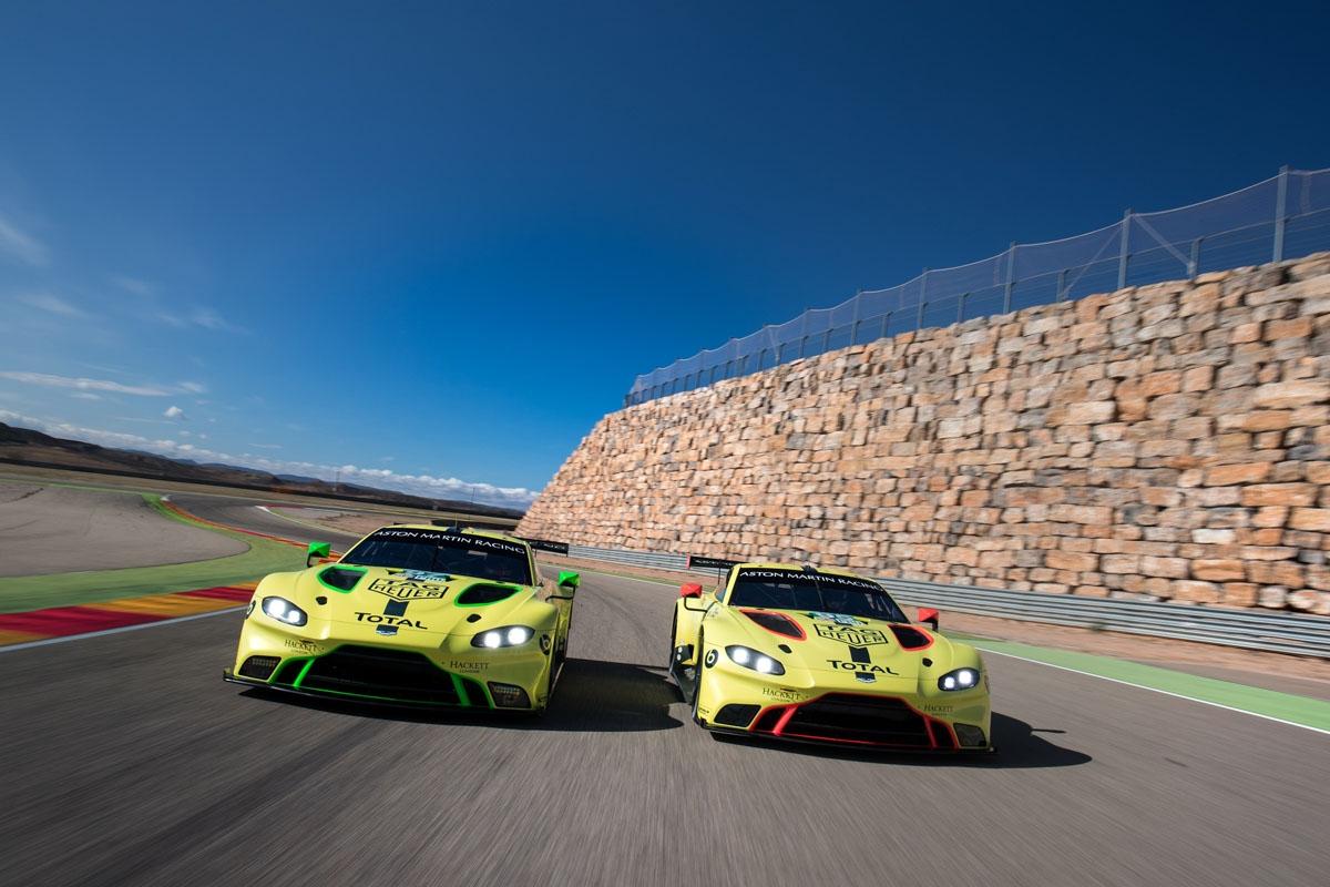 Aston Martin Vantage GTE-1
