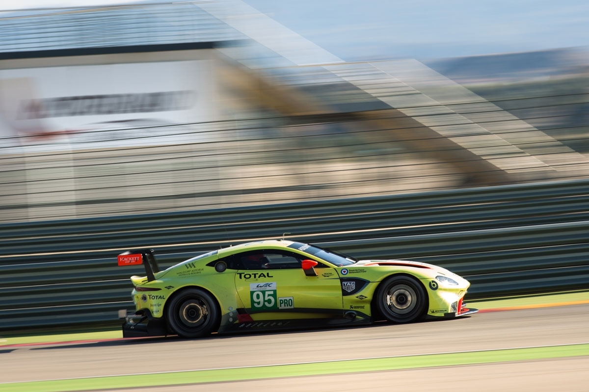 Aston Martin Vantage GTE-3
