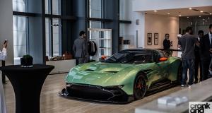 Aston Martin Vulcan. Dubai