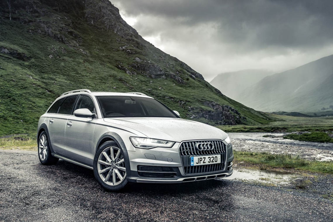Audi A6 allroad (1 of 9)