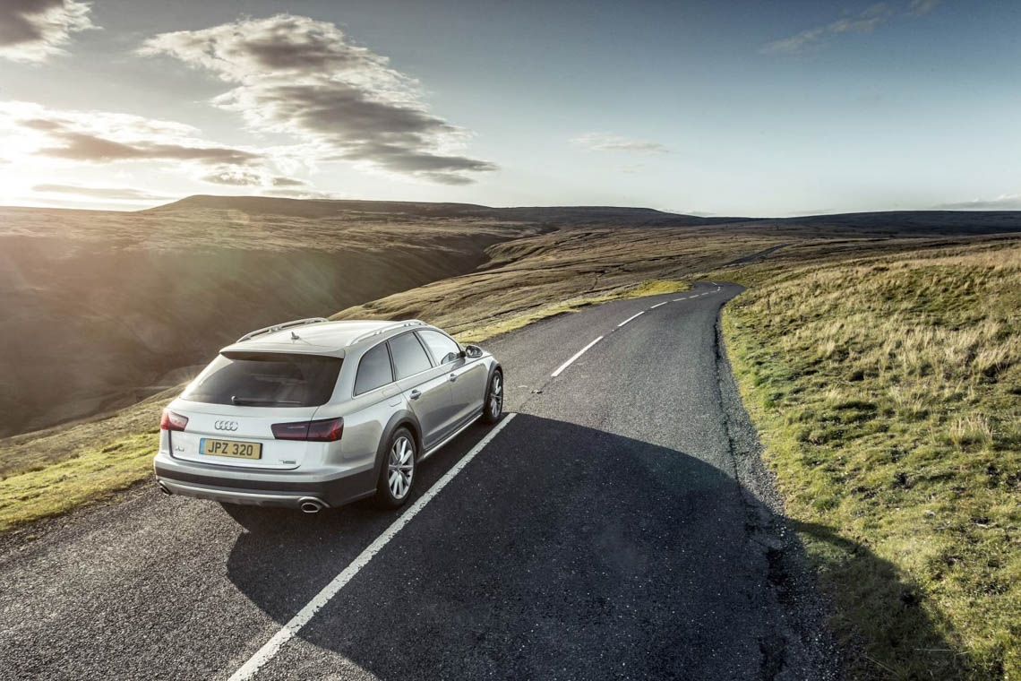 Audi A6 allroad (2 of 9)