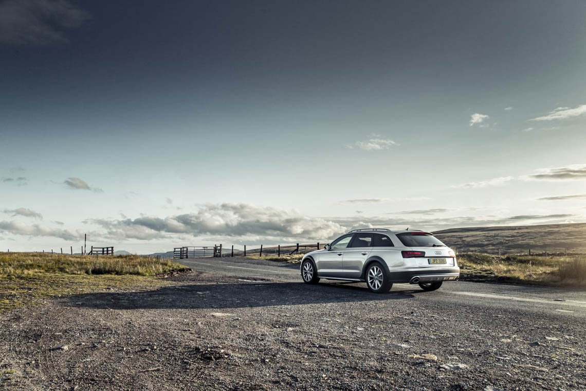 Audi A6 allroad (3 of 9)