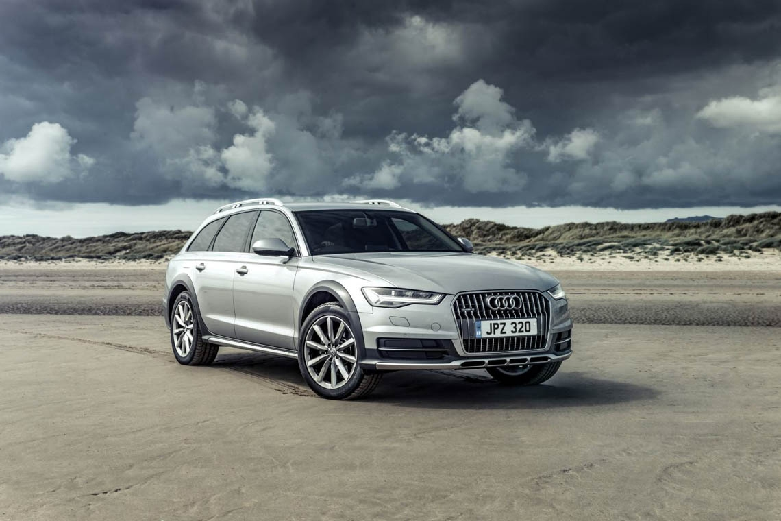 Audi A6 allroad (5 of 9)