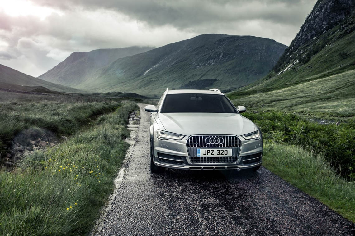 Audi A6 allroad (6 of 9)