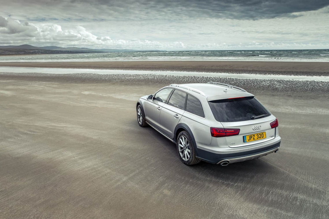 Audi A6 allroad (7 of 9)