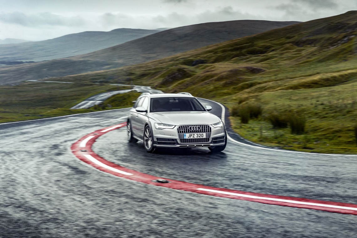 Audi A6 allroad (8 of 9)