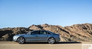 Audi A8 L Management Fleet (March)