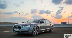 Audi A8. Management Fleet (January)
