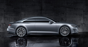 Audi (A9) Prologue Concept