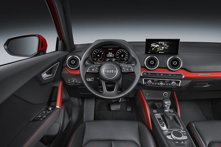Audi Q2 09
