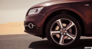 Audi Q5. Management Fleet (October)