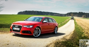 Audi RS6 Avant. Audi S3