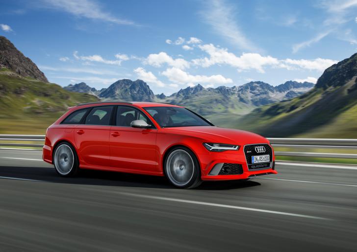 Audi Performance Editions 11
