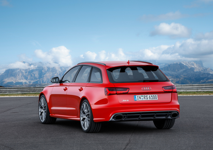 Audi Performance Editions 12