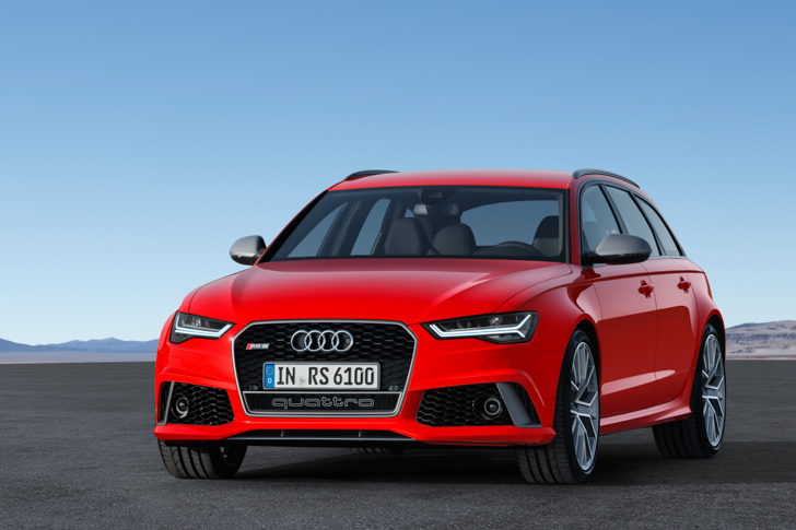 Audi Performance Editions 09