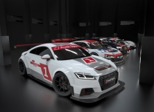 Audi Sport TT Cup 08