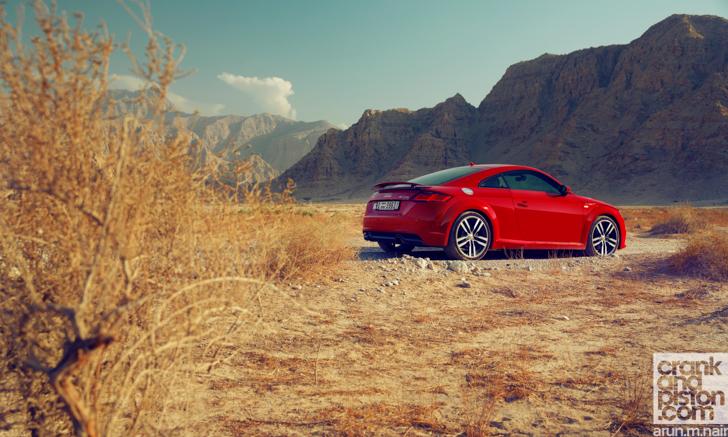 Audi TT. The Management Fleet (October)-02
