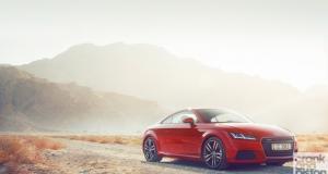 Audi TT. The Management Fleet (October)