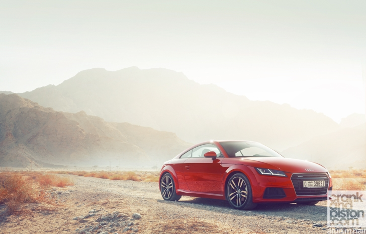 Audi TT. The Management Fleet (October)-01