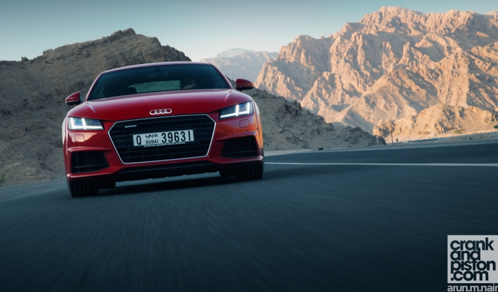 Audi TT. The Management Fleet (October)-10