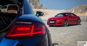 Audi TT. The Management Fleet (September)