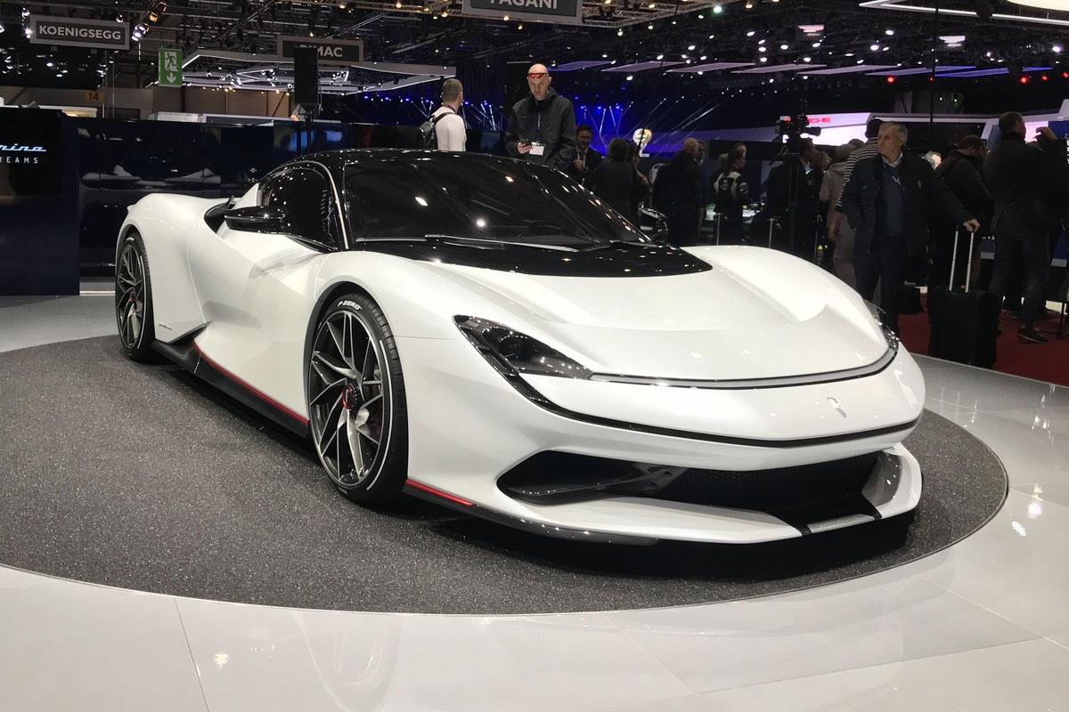 Automotibili Pininfarina Battista revealed -1