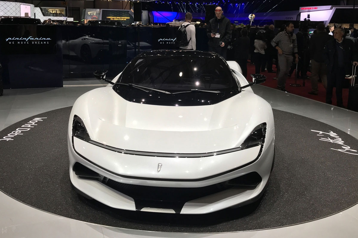 Automotibili Pininfarina Battista revealed -2
