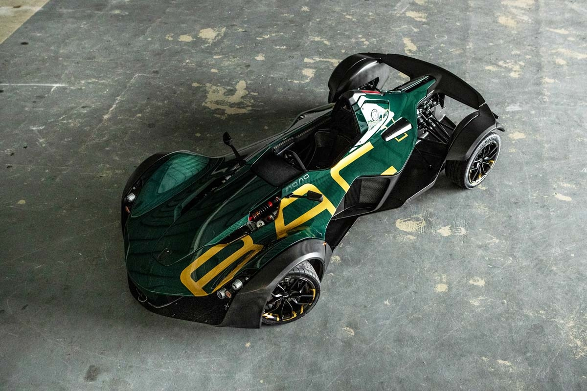 BAC Mono with centenary model-2