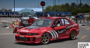 Barrel Sprint. AutoX. Dubai
