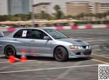 The Barrel Run AutoX UAE 2012