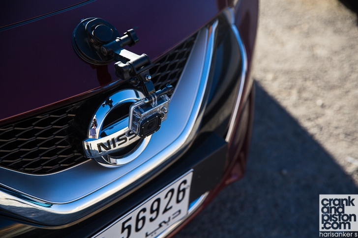 Behind the scenes with 2016 Nissan Maxima-1