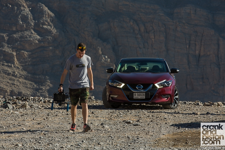 Behind the scenes with 2016 Nissan Maxima-15