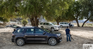 Behind the scenes with the GMC Acadia