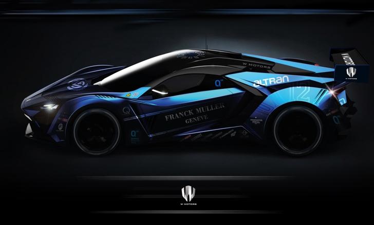 Fenrir Supersport GT