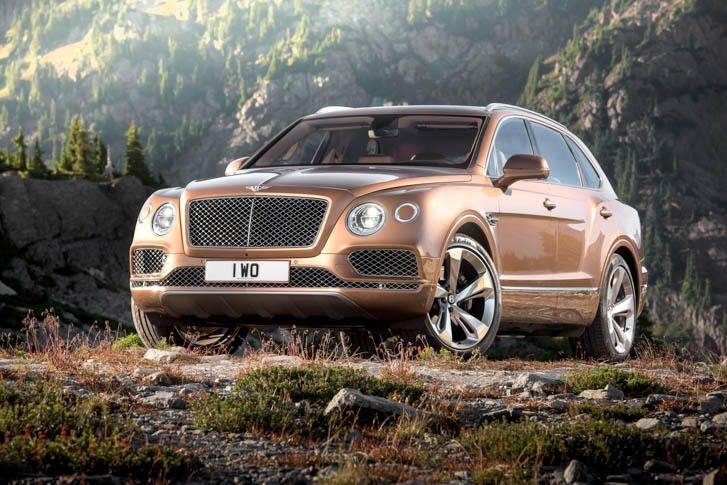 Bentley Bentayga 09
