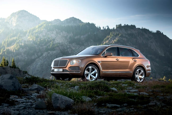 Bentley Bentayga 08