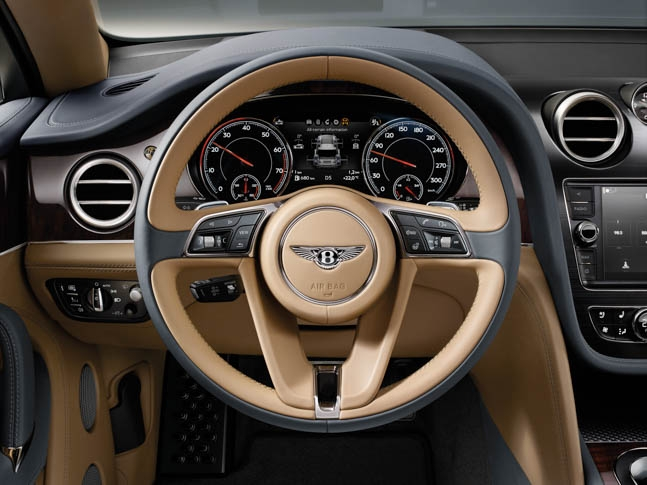 Bentley Bentayga 15