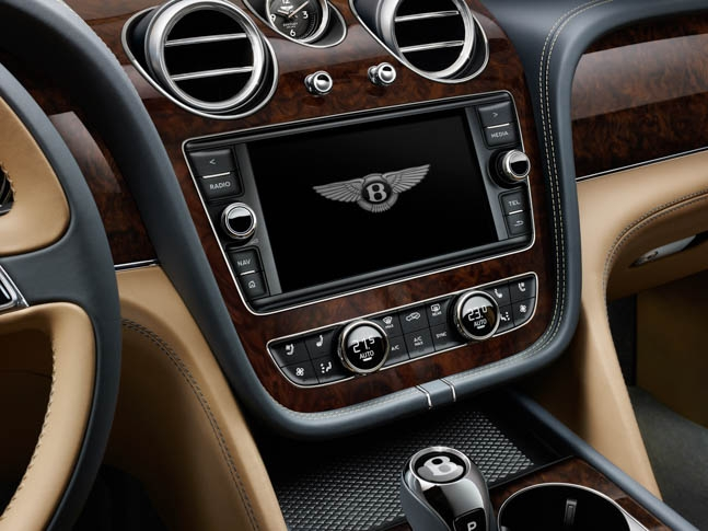 Bentley Bentayga 19