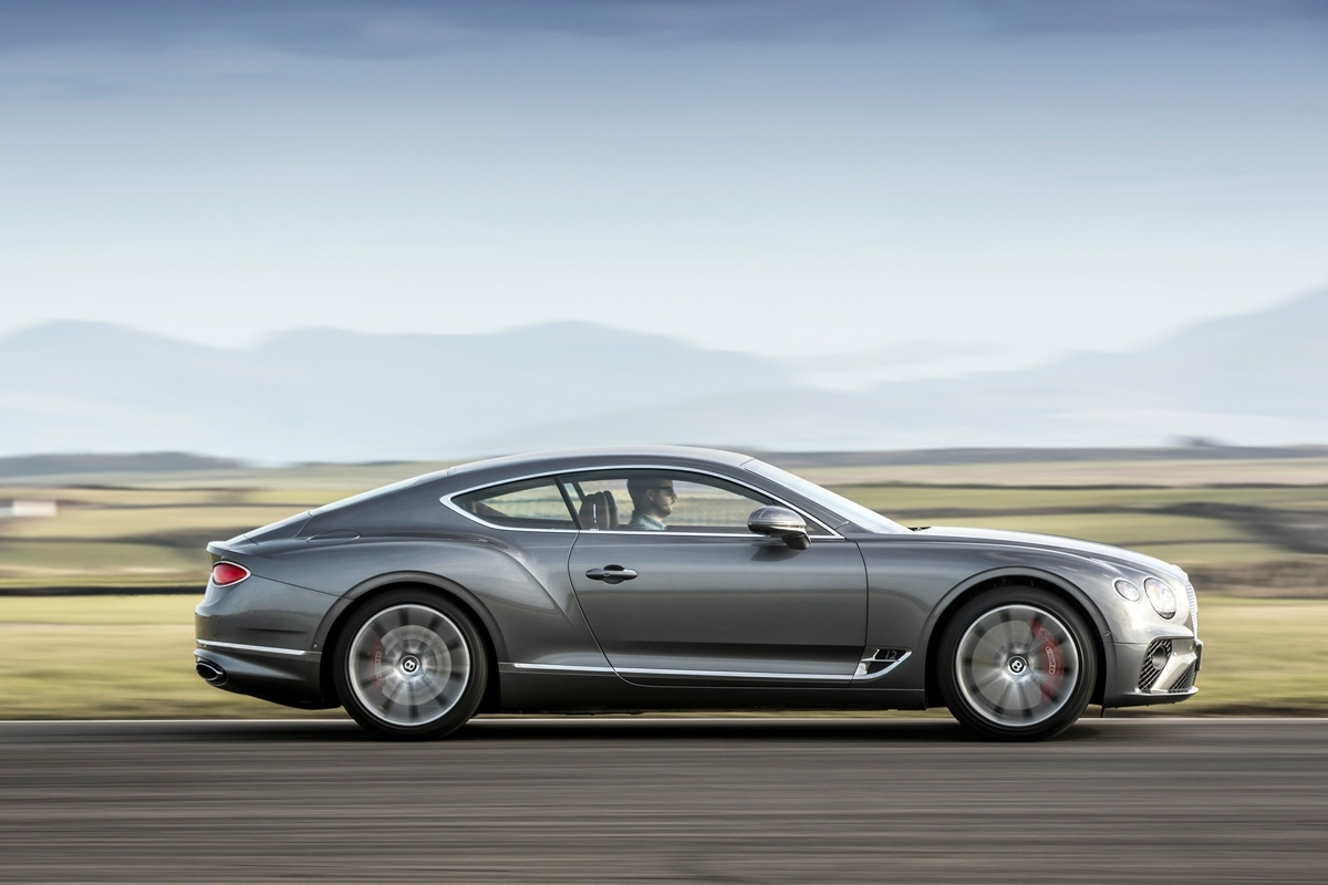 Bentley Continental Gt Evo Car Of The Year Best Gt
